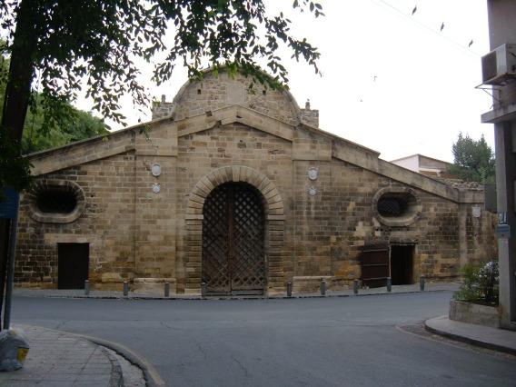 Famagusta Gate in Nicosia, Cyprus   THEWANDERINGHOUSEWIFE.COM