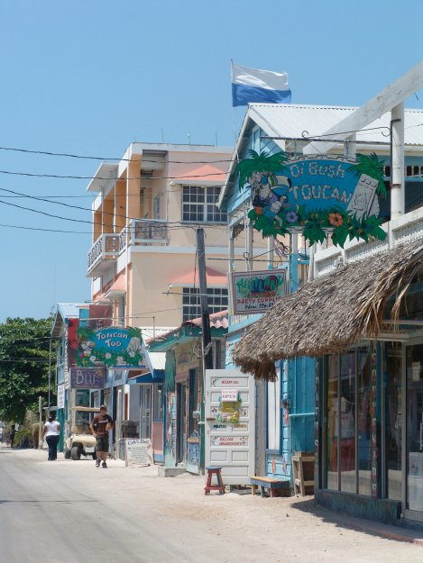 BELIZE: Ambergris Caye | TheWanderingHousewife.com