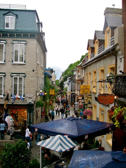 CANADA: Quebec Family Vacation | TheWanderingHousewife.com