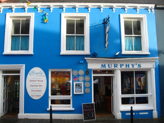 IRELAND: Murphy's Ice Cream | THEWANDERINGHOUSEWIFE.COM
