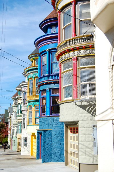 CALIFORNIA: San Francisco Haight-Ashbury District with Teens (and Tweens) | THEWANDERINGHOUSEWIFE.COM