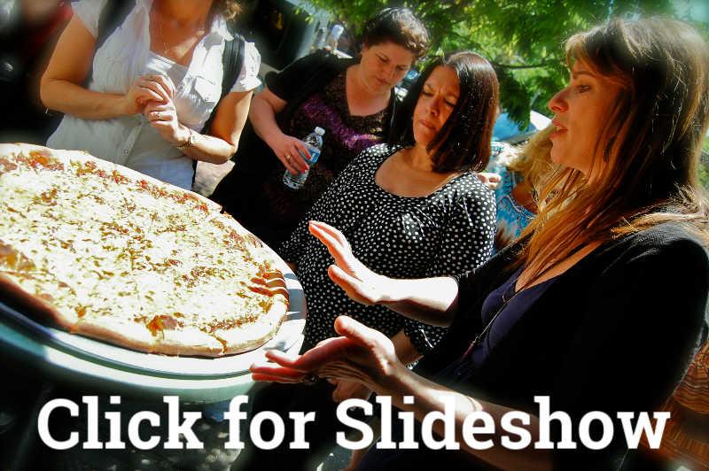 NEW YORK: Photos of New York City Food Tour | THEWANDERINGHOUSEWIFE.COM