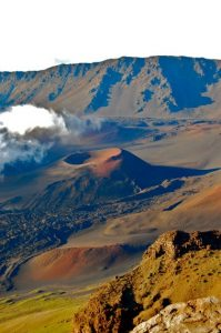 Haleakala Crater - HAWAII: Maui vs Kauai | TheWanderingHousewife.com