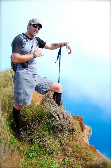 HAWAII: Eric of Hike Kauai With Me | THEWANDERINGHOUSEWIFE.COM