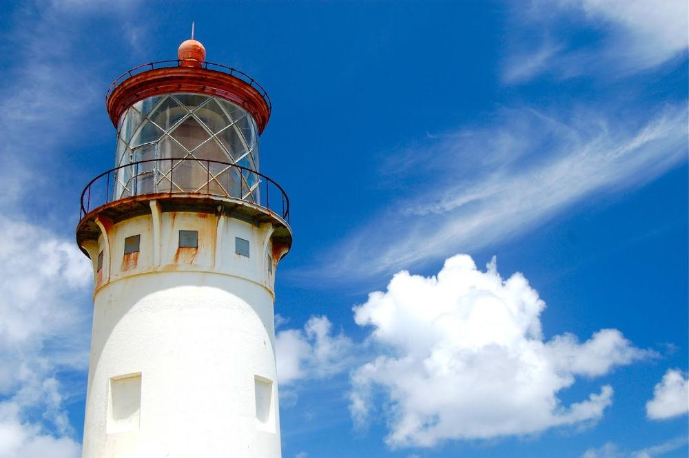 Kilauea Lighthouse in Kauai | THEWANDERINGHOUSEWIFE.COM
