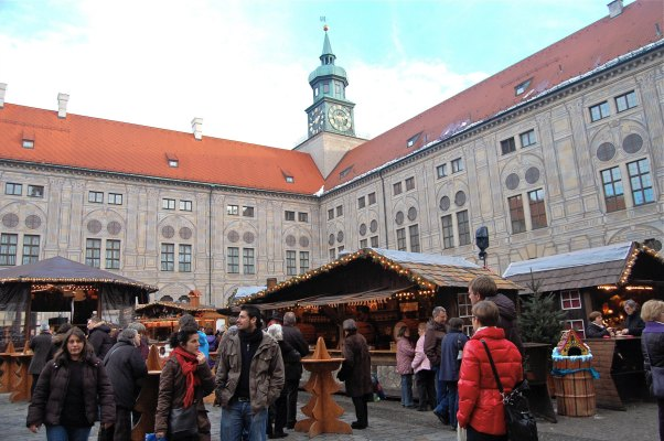 "GERMANY: Munich at Christmas [/fusion_text]<div class=""fusion-text""></div> TheWanderingHousewife.com"