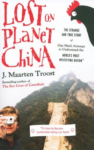 TRAVEL-ISH BOOK REVIEWS: Lost on Planet China review | by TheWanderingHousewife.com