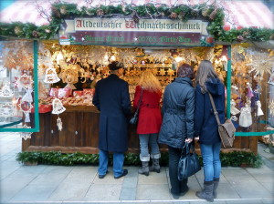 Christmas in Germany | by TheWanderingHousewife.com