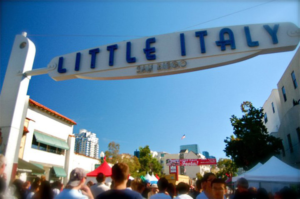 SAN DIEGO: Little Italy Festa | TheWanderingHousewife.com