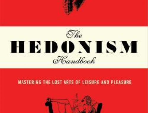 BOOK REVIEW: The Hedonism Handbook