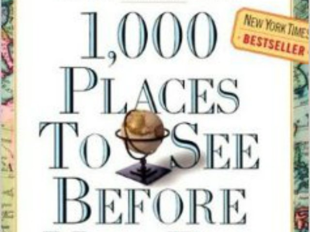 1,000 Places to See Before You Die Review | TheWanderingHousewife.com