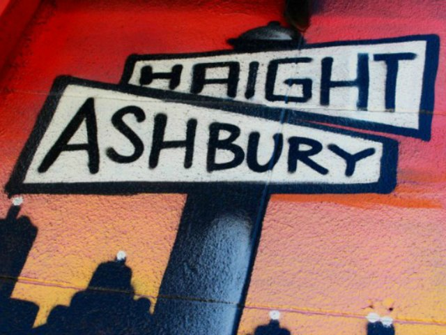Haight Ashbury, San Francisco | TheWanderingHousewife.com