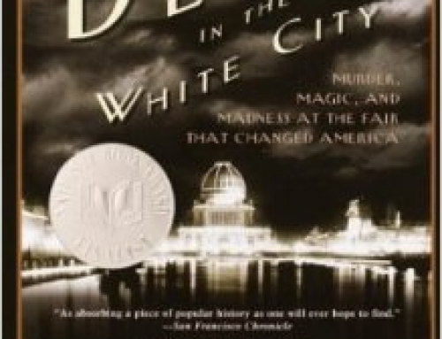 BOOK REVIEW:The Devil in the White City