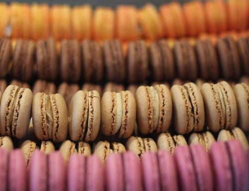 FRANCE: Laduree Macarons