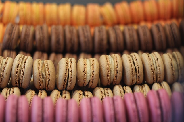 ABC TIPS FOR VISITING FRANCE: L is for Laduree Macarons | TheWanderingHousewife.com