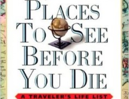 BOOK REVIEW: 1,000 Places to See Before You Die