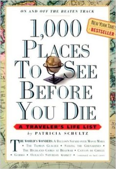 BOOK REVIEW: 1,000 Places to See Before You Die | by TheWanderingHousewife.com