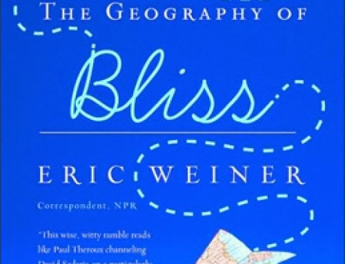 BOOK REVIEW: The Geography of Bliss