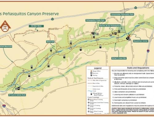 HIKING SAN DIEGO: Los Penasquitos Canyon Preserve