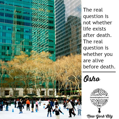 OSHO quote | TheWanderingHousewife.com