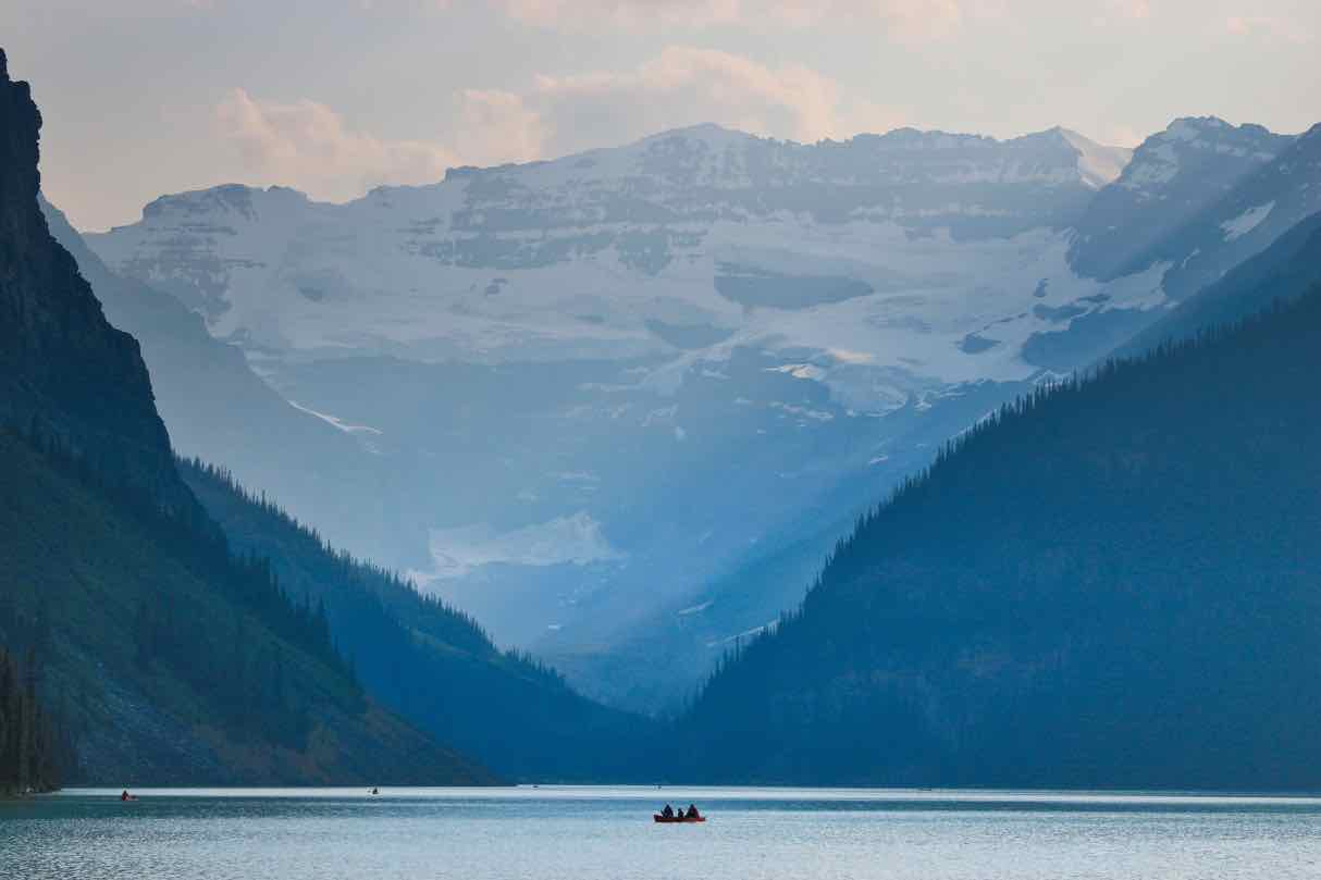 CANADA: Hiking Tour of the Canadian Rockies | TheWanderingHousewife.com