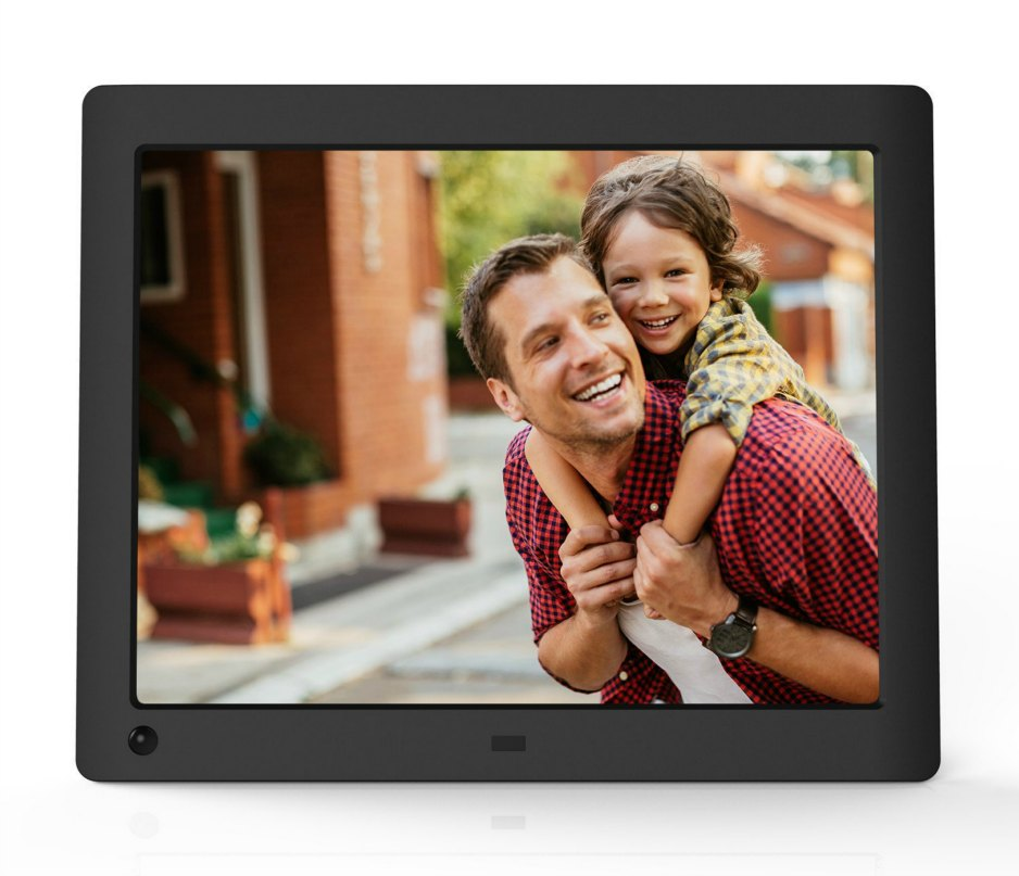 "Best digital picture frame by Nix (8"") 