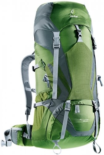 COOL TRAVEL STUFF: Deuter Women's Backpack | TheWanderingHousewife.com