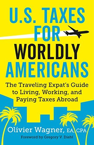 U.S. Taxes for Worldly Americans Book Review | TheWanderingHousewife.com