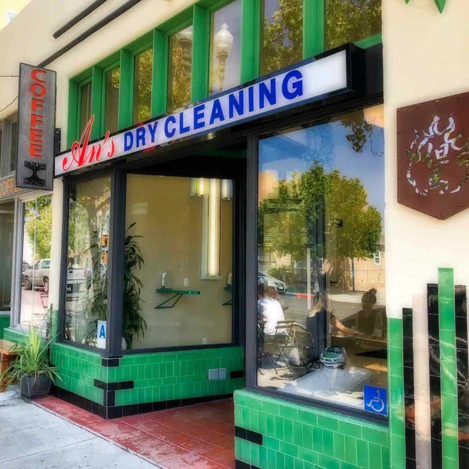ADAMS AVENUE RESTAURANTS CRAWL: An's Dry Cleaning Gelato | TheWanderingHousewife.com