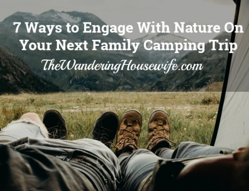 7 Ways to Engage with Nature on a Family Camping Trip