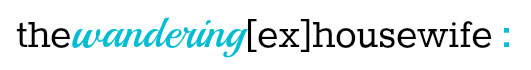 The Wandering Ex-Housewife Logo